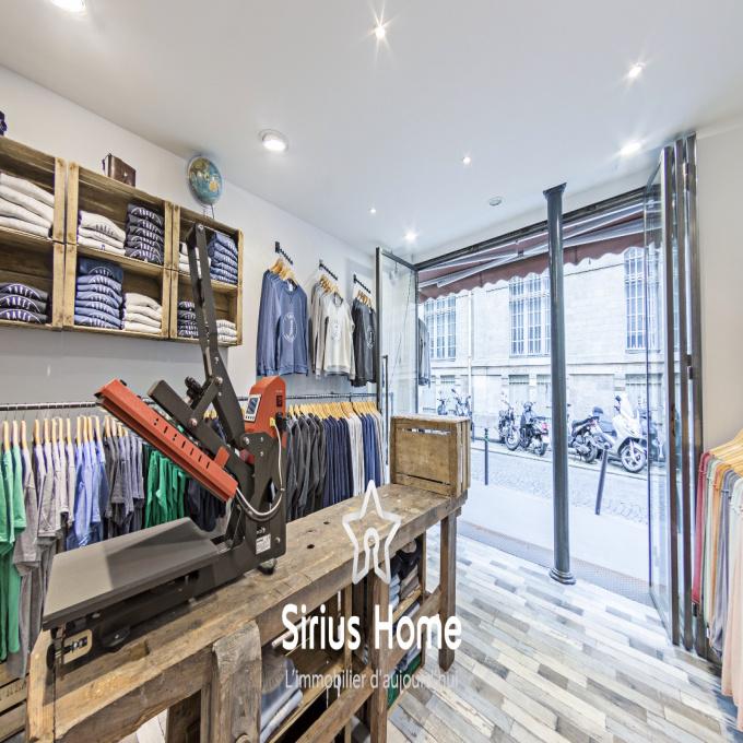 Vente Immobilier Professionnel Local commercial Paris (75018)