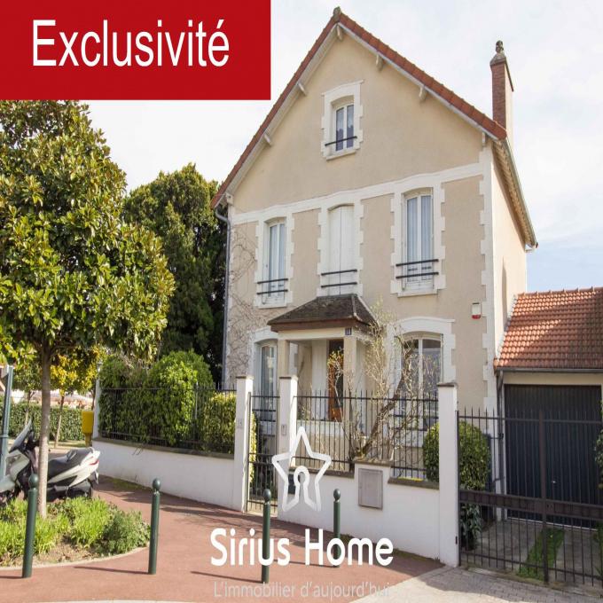 Offres de vente Maison Le Plessis-Robinson (92350)